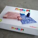 Paolo Pi, scatola del gioco